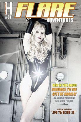 Flare Adventures #13-31 (2014-2015)