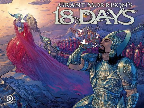 Grant Morrisons 18 Days (2014) (Scriptbook) (Digital-Empire)