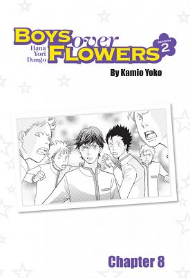 Boys Over Flowers Season 02 - Chapter #1-37, 39-48 + Side Story #1-3 (2015-2017)