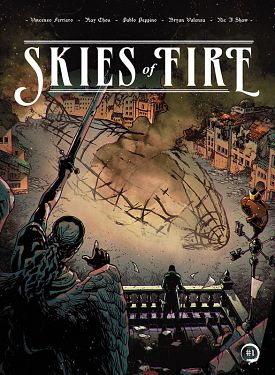 Skies of Fire #1-3 (2014-2016)