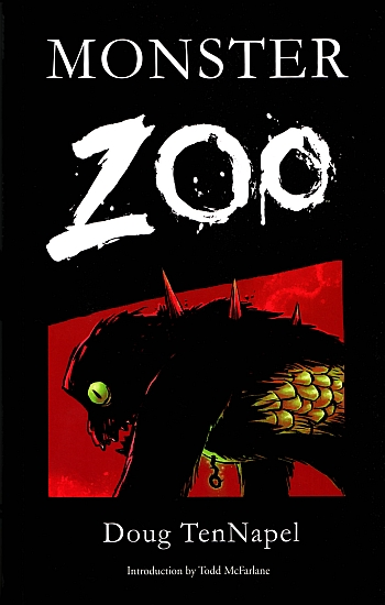 Monster Zoo (2008) (Image Comics) (c2c) (getfreedregs)