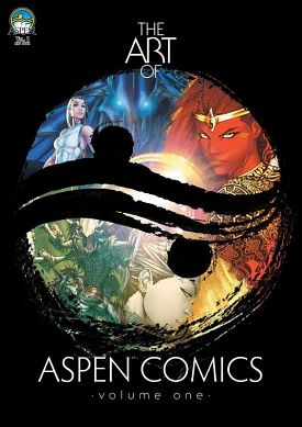 The Art of Aspen Comics v01 (2014)