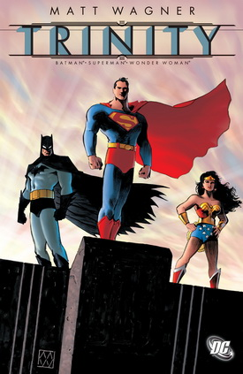 Batman - Superman - Wonder Woman - Trinity (2004-06) HC