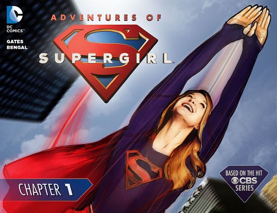 The Adventures of Supergirl #1-13 (2016) Complete