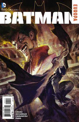 Batman - Europa #1-4 + Special (2016) Complete
