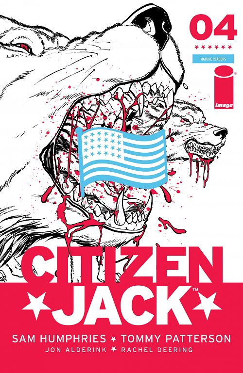 Citizen Jack #1-6 (2015-2016)