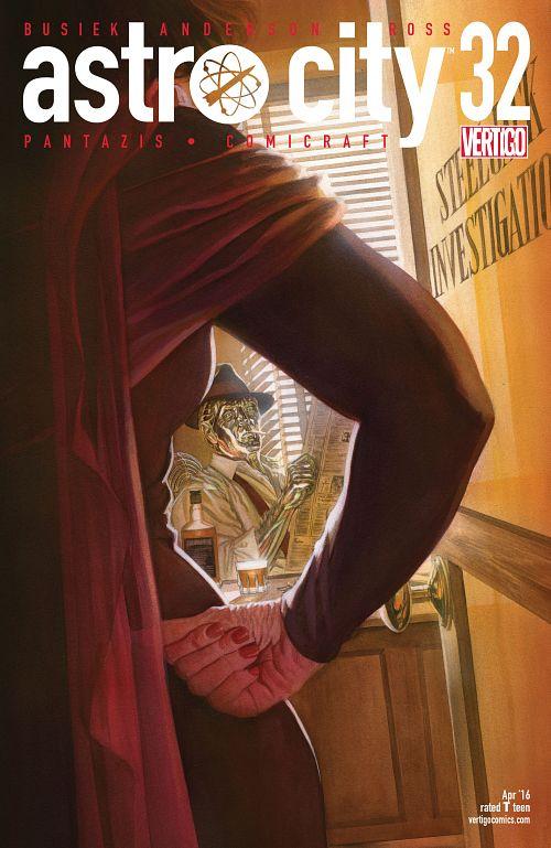 Astro City #1-48 (2013-2017)