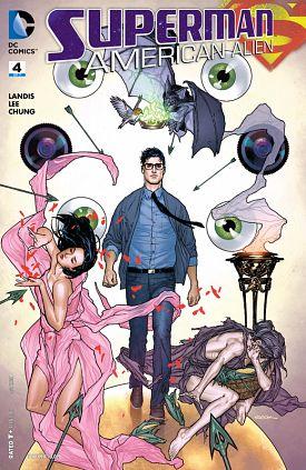 Superman - American Alien #1-7 (2016) Complete