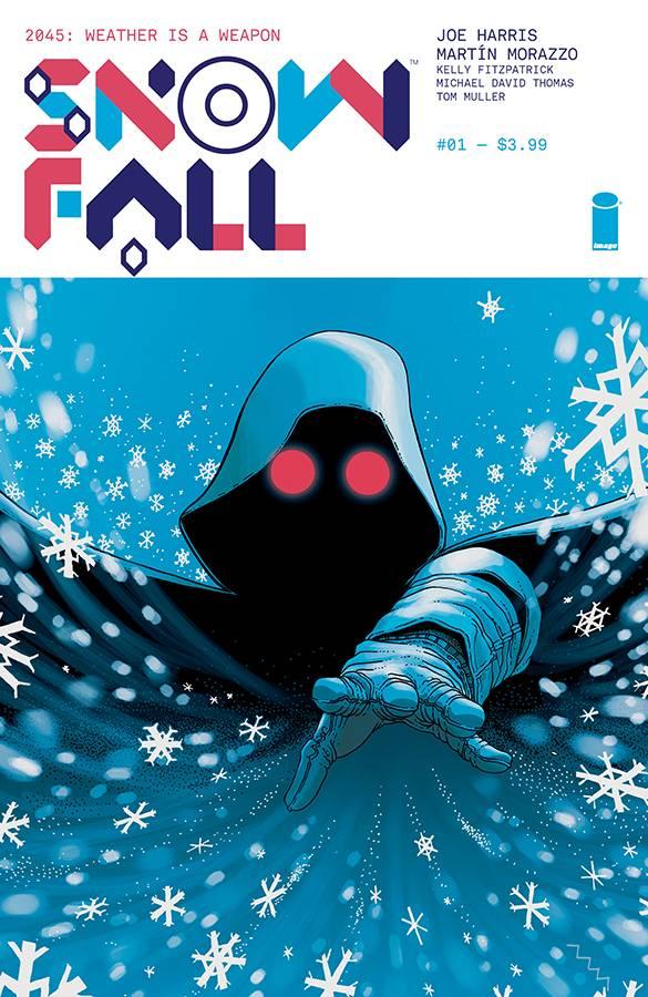 Snowfall #1-9 (2016-2017) Complete