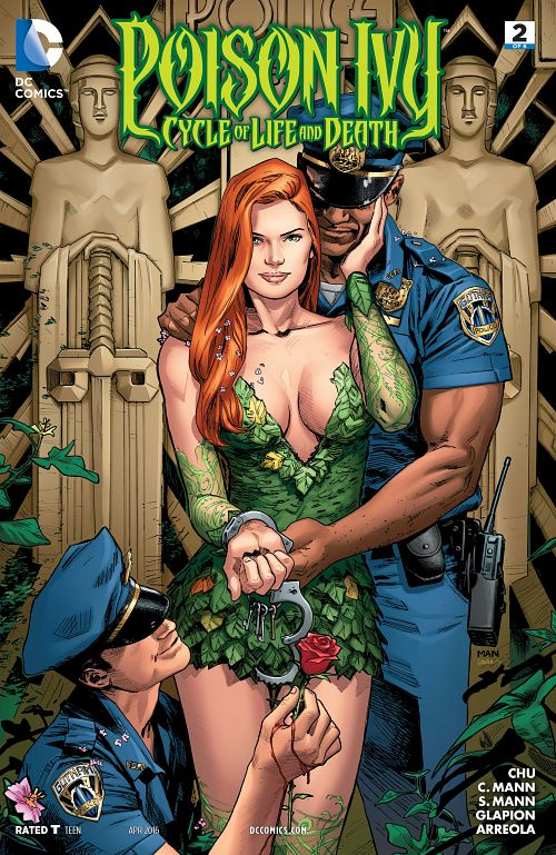 Poison Ivy - Cycle of Life and Death #1-6 (2016) Complete