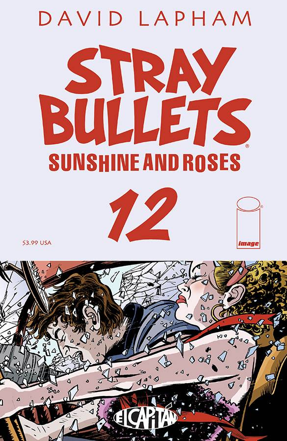 Stray Bullets - Sunshine & Roses #1-40 (2015-2018) Complete