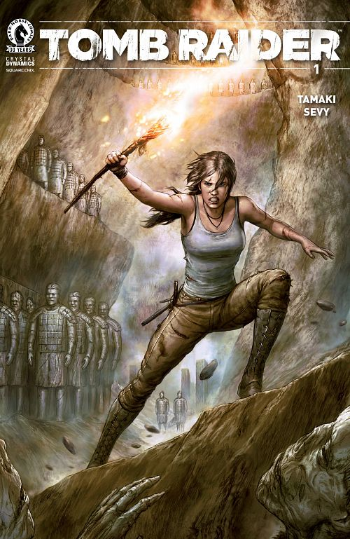 Tomb Raider Vol.2 #1-12 (2016-2017) Complete