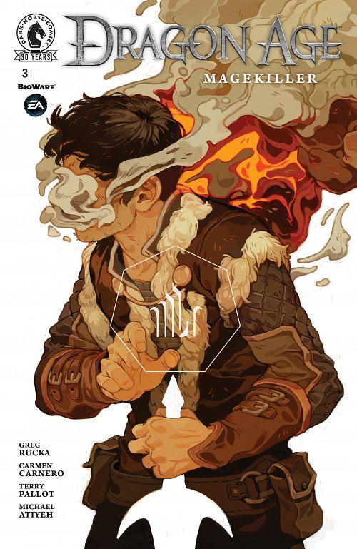 Dragon Age - Magekiller #1-5 (2015-2016) Complete