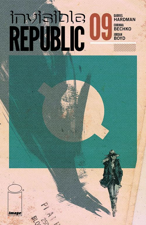 Invisible Republic #1-15 (2015-2017)