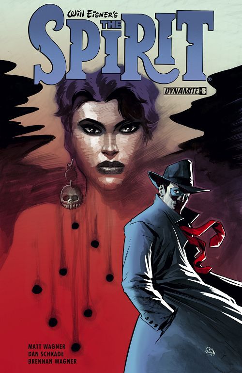 Will Eisner's The Spirit #1-12 (2015-2016)