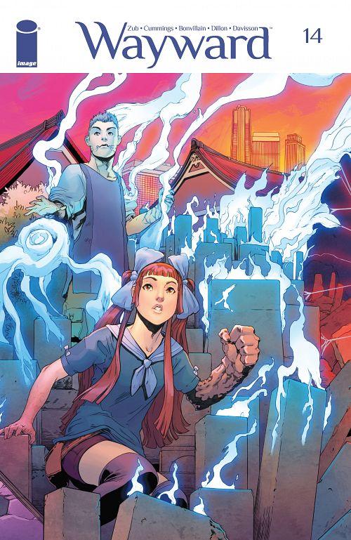 Wayward #1-20 (2014-2017)