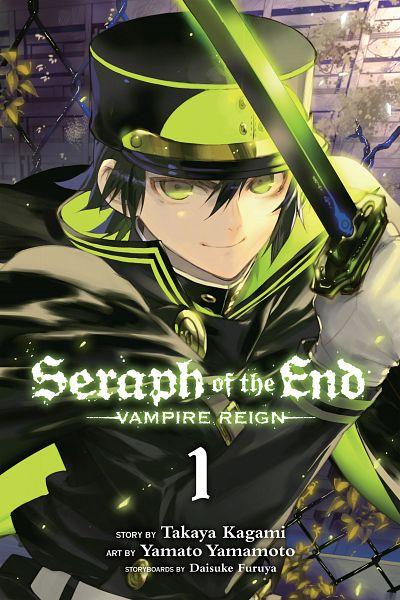 Seraph of the End - Vampire Reign v01-v17 (2014-2019)