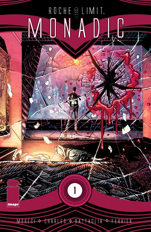 Roche Limit - Monadic #1-4 (2016) Complete