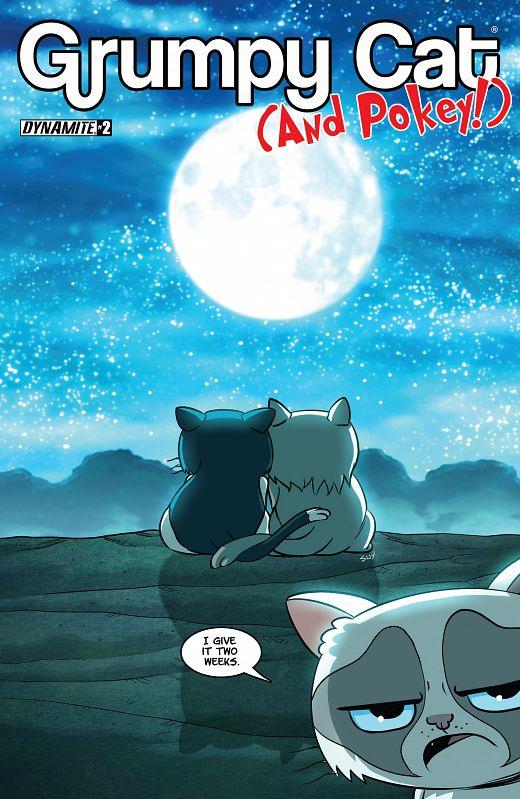 Grumpy Cat & Pokey #1-6 (2016) Complete