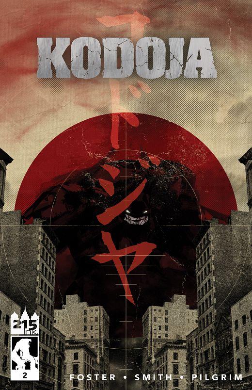 Kodoja #1-5 (2016) Complete