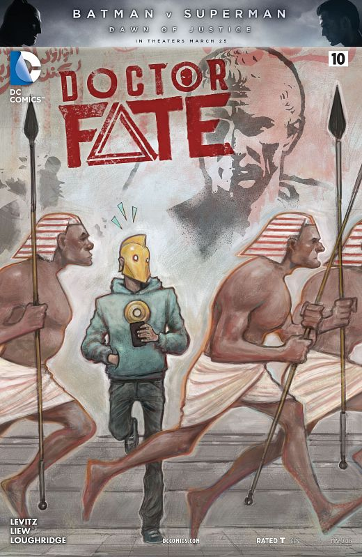 Doctor Fate #1-18 (2015-2017)