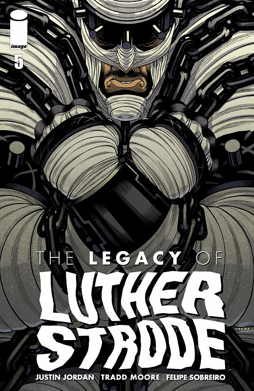 Legacy of Luther Strode #1-6 (2015-2016) Complete