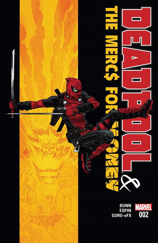 Deadpool & The Mercs For Money Vol.1 #1-5 (2016) Complete