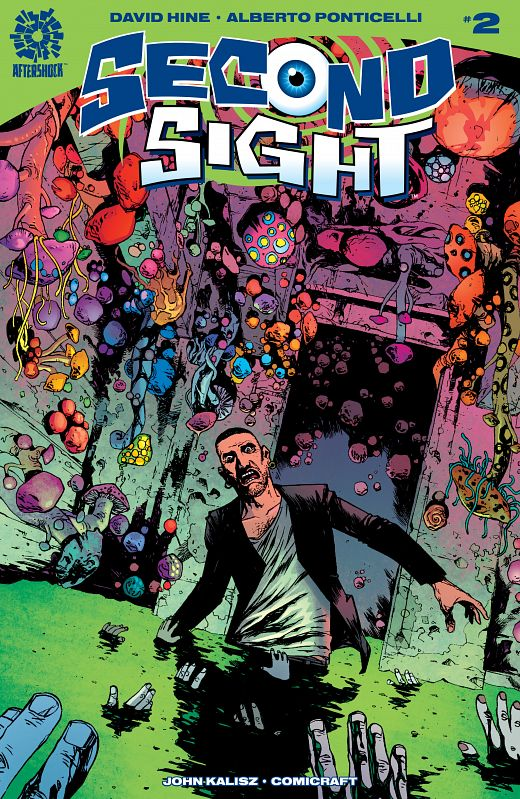 Second Sight #1-6 (2016)