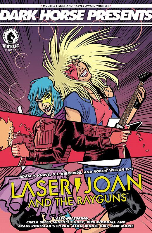 Dark Horse Presents v3 #1-33 (2014-2017)