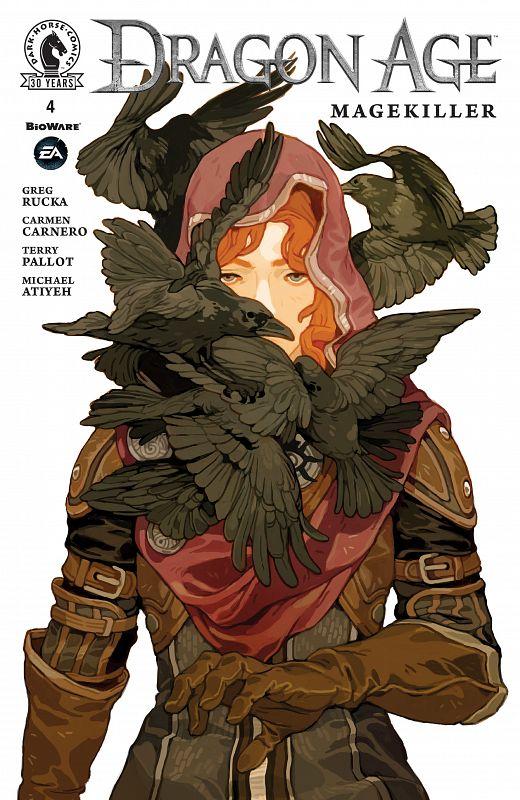 Dragon Age - Magekiller #1-5 (2015-2016)