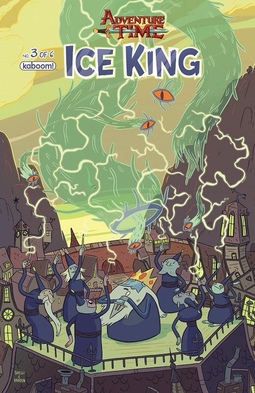 Adventure Time - Ice King #1-6 (2016) Complete