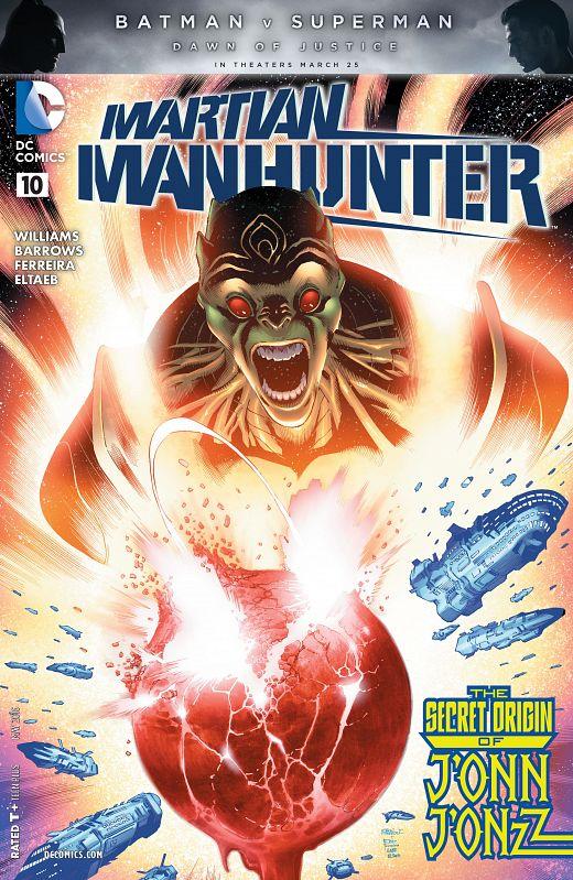Martian Manhunter #1-12 (2015-2016)