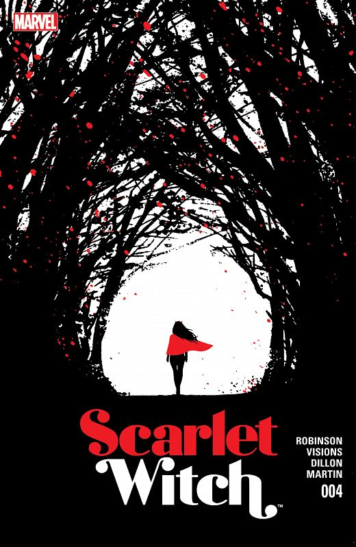 Scarlet Witch #1-15 (2016-2017)