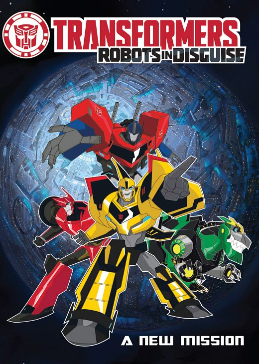 Transformers Robots In Disguise A New Mission (2016)