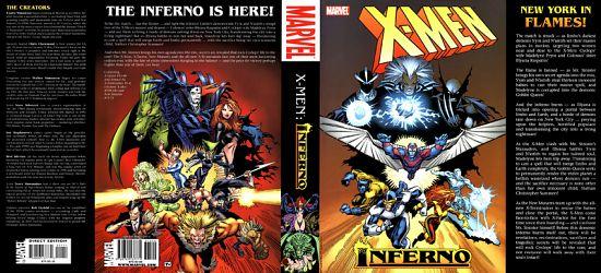 X-Men - Inferno HC (2009)