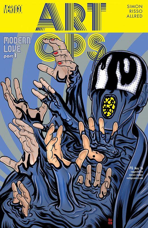 Art Ops #1-12 (2015-2016)