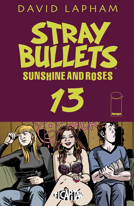 Stray Bullets - Sunshine & Roses #1-21 (2015-2017)