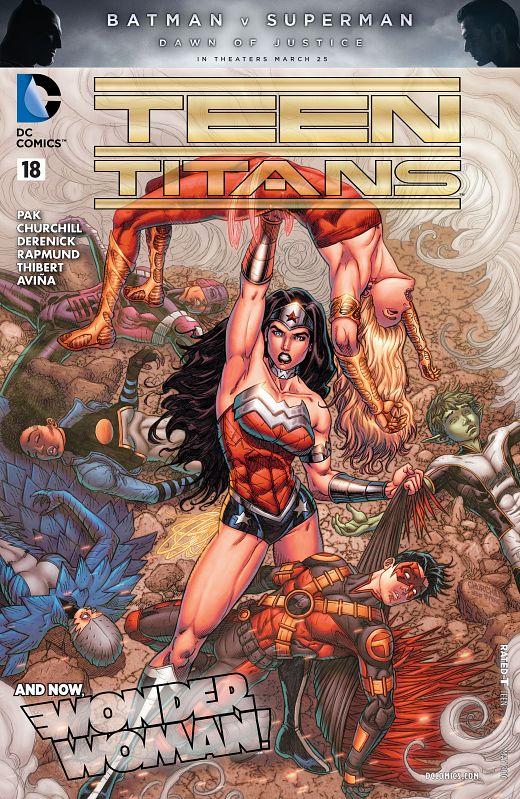Teen Titans Vol.5 #1-24 + Annual #1-2 + Special (2014-2016)