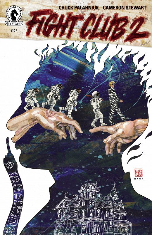 Fight Club 2 #1-10 (2015-2016) Complete