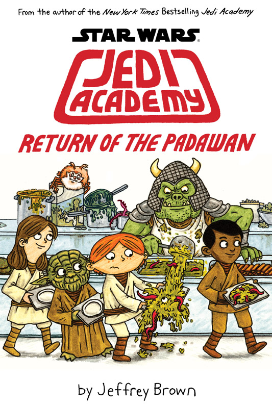 Star Wars - Jedi Academy v02 - Return of the Padawan (2014)