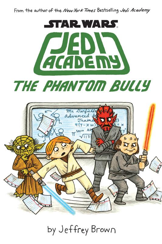 Star Wars - Jedi Academy v03 - The Phantom Bully (2015)