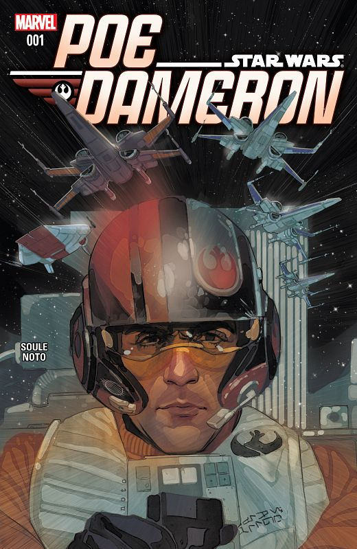 Poe Dameron #1-15 + Annual (2016-2017)