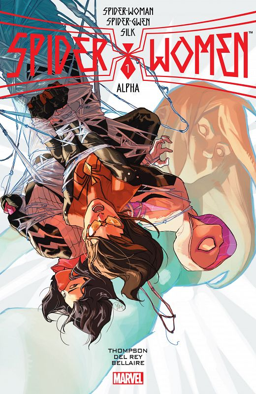 Spider-Women Alpha 001 (2016)