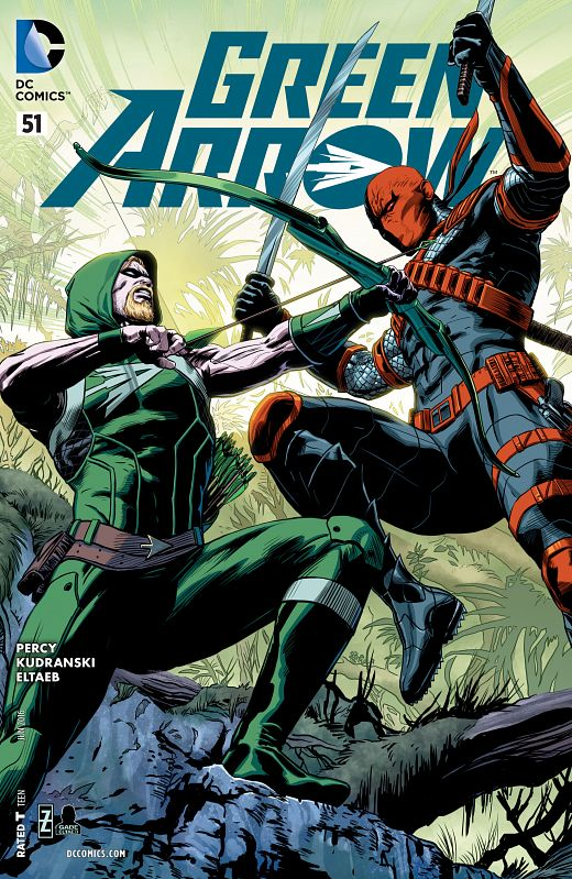Green Arrow Vol. 6 #0-52 + Special + Annual (2011-2016)
