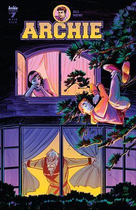 Archie Vol.2 #1-32, 699-712 (2015-2020)