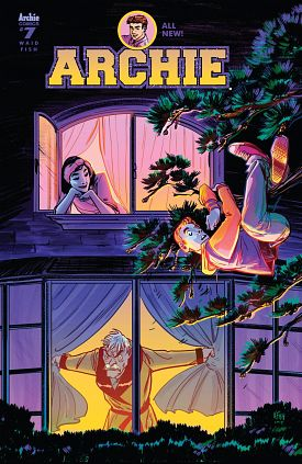 Archie v2 #1-21 (2015-2017)