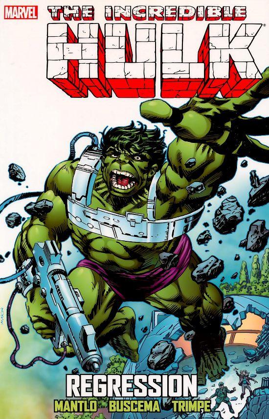 Incredible Hulk (1968) TPB - Regression (rep.#286-300 & Annual #12) (MARVEL 2012)