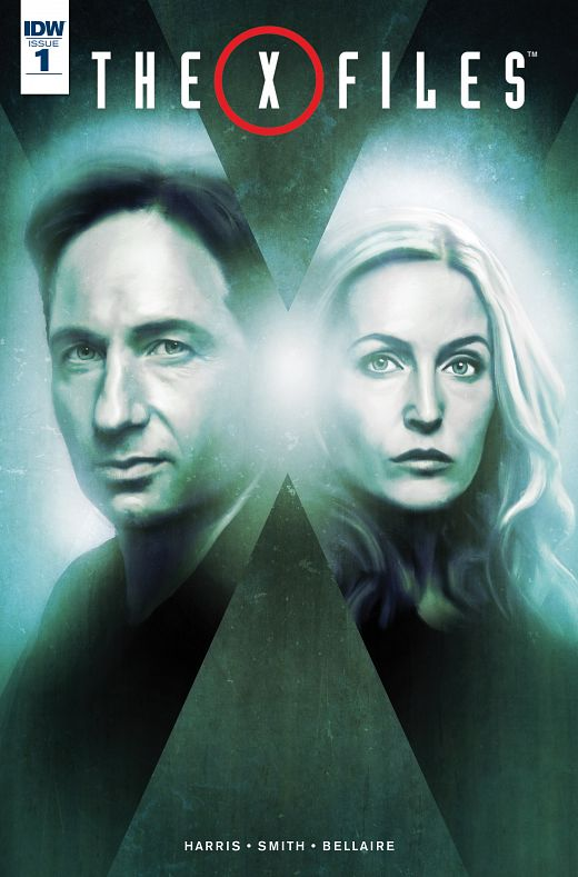 The X-Files #1-17 + Annual + Special (2016-2017) Complete