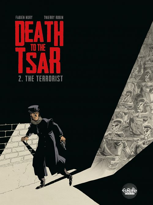 Death to the Tsar #1-2 (2015-2016) Complete