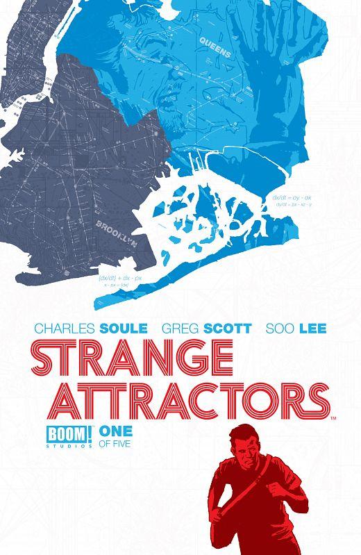 Strange Attractors #1-5 (2016) Complete